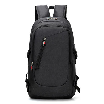 Waterproof business backpack High capacity students bag with USB computer bag oxford school backpack