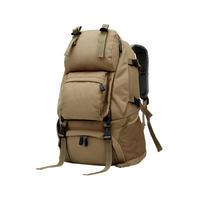 High quality new design hiking tactical bags waterproof large capacity military backpack